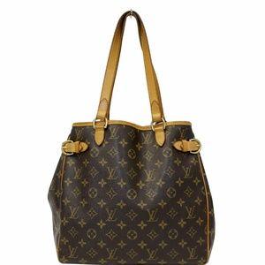 LOUIS VUITTON Batignolles Vertical Shoulder Bag